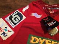 Classic Rugby Shirts | 2011 Llanelli Scarlets Vintage Old Jerseys